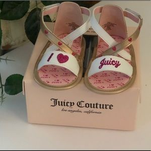 """""""I Love Juicy Sandals"""" by Juicy Couture"""